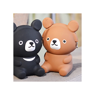 3D Pochi friends - bear