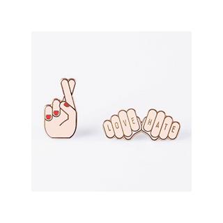 Pinaholic - hands