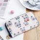 Pretty kitty wallet