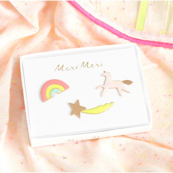 Enamel pins - unicorn