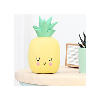 Hi-Kawaii pineapple night light