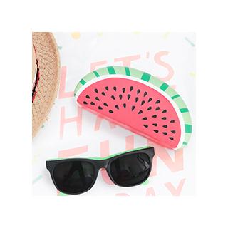 Watermelon glasses case