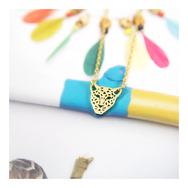 botw jewelry leopard necklace 163