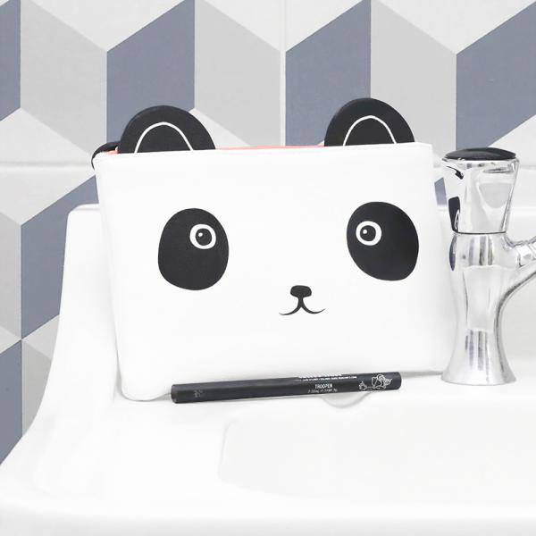 Panda pouch