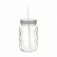 Diamond drinking jar