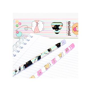 Crayons Kawaii pencils
