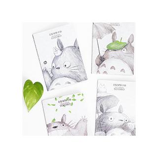 Totoro sketchbook