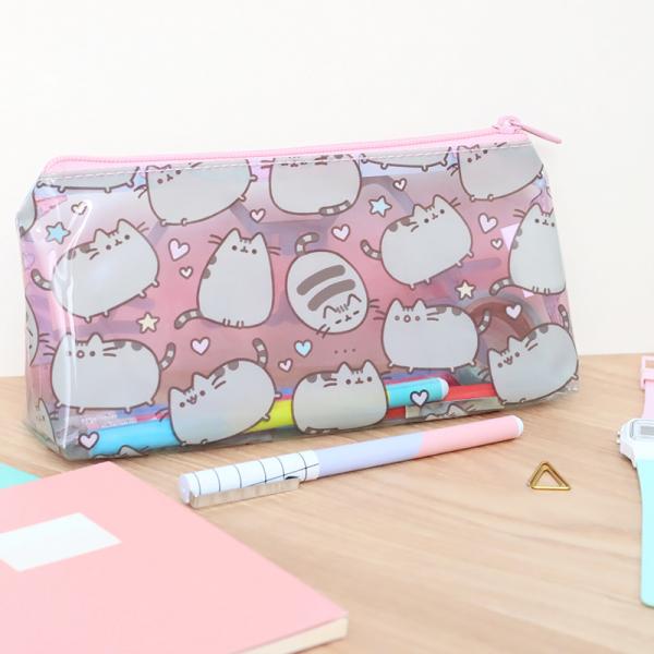 db695cc2e4 Pusheen kawaii cat pencil case