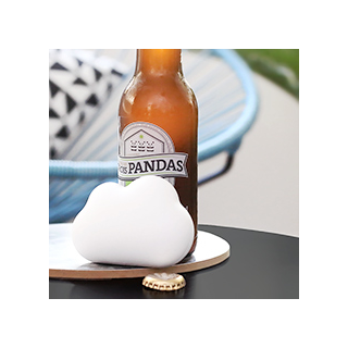 Cloud bottle opener