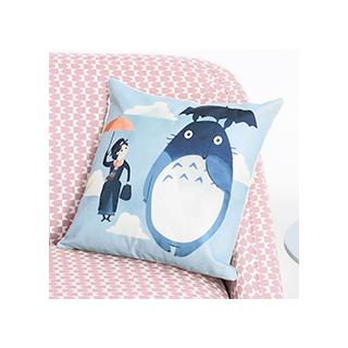 Totoro & Mary