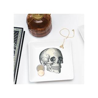 Curios - Skull trinket tray