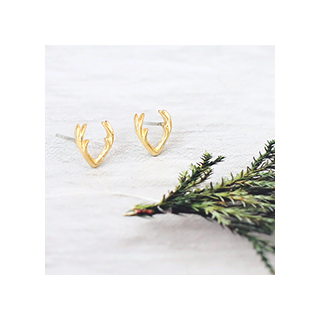 Antlers studs