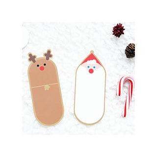 Cartes Santa & Rudolf