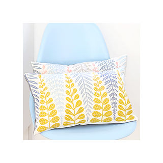Coussin long - Branches