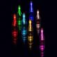 Fibre optic bottle light