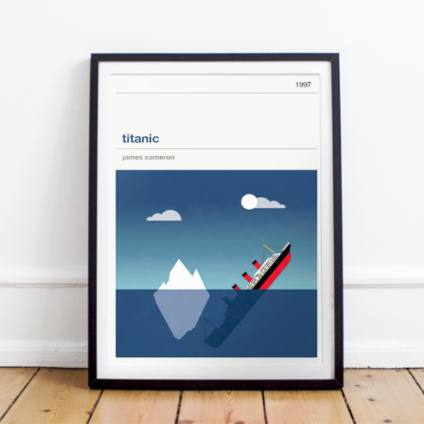 Movie print - Titanic