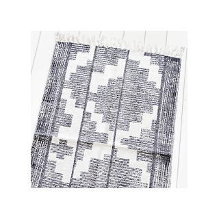 Eve Geometric Pattern Rug By House Doctor