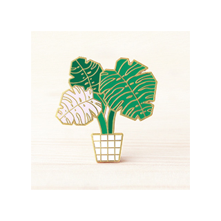 Broche - Monstera deliciosa