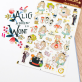 Stickers Alice