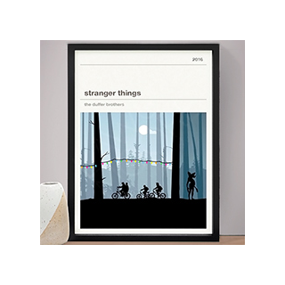 Stanger Things poster