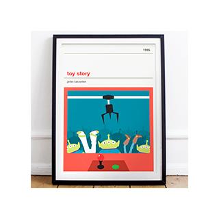 Affiche cinéma - Toy Story