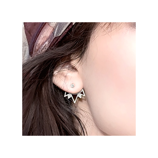 Clous d'oreilles - Kora ear jackets