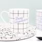 Mug busy introverting