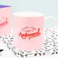 Mug awkward