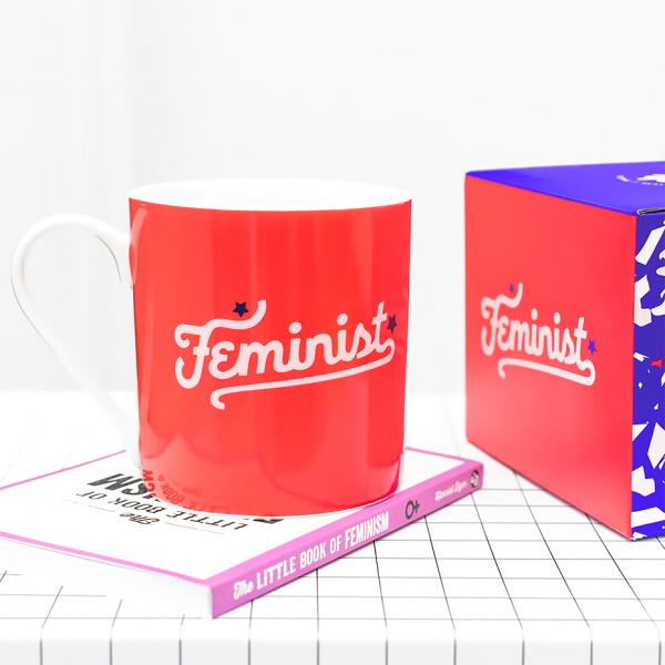 Mug feminist