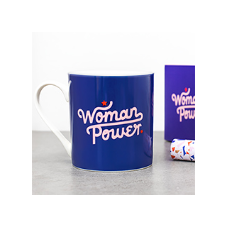 Mug women power