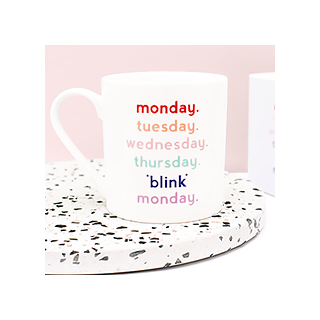 Mug monday blink